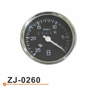 ZJ-0260 Working Hour Meter