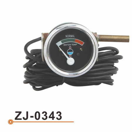 ZJ-0343 Water Temperarture Gauge
